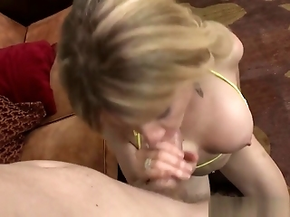 Sexy Dominate Matriarch Desi Dalton Gets Pussy Nailed